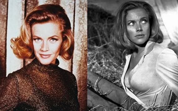 第三任007邦女郎霍纳尔·布莱克曼去世 享年94岁